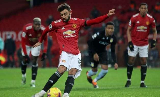 Bruno Fernandes comenta brincadeiras e provocações com brasileiros do Manchester United