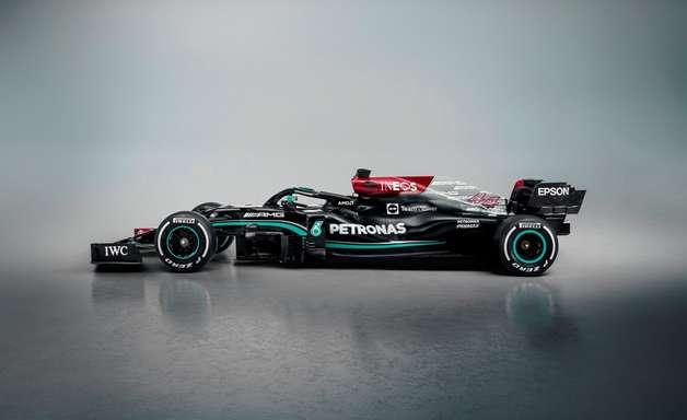 Fórmula 1: saiba quem são os patrocinadores da equipe Mercedes