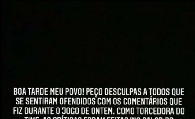 """Mulher de Thiago Silva se desculpa por criticar jogadores do Chelsea: """"Não quis atacar ninguém"""""""