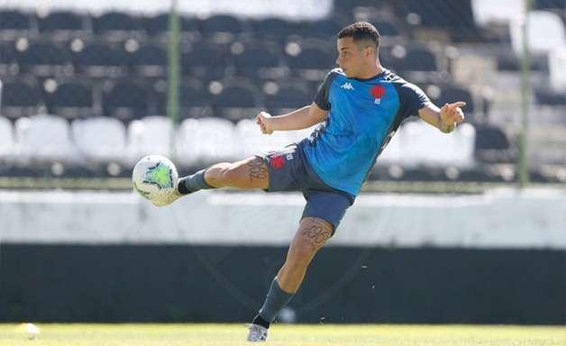 Bruno Gomes, volante do Vasco, com exclusividade ao L!: 'Tenho os pés no chão, mas sei do meu potencial'