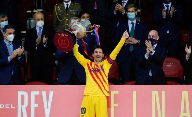 Messi quer seguir no Barcelona na próxima temporada
