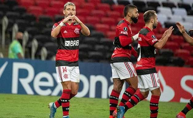 Após duas rodadas, times brasileiros lideram estatísticas na Libertadores