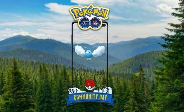 Dia Comunitário de maio tem Swablu em Pokémon Go