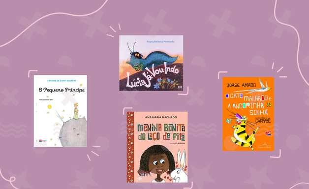 9 livros infantis clássicos para você relembrar a infância com seu filho
