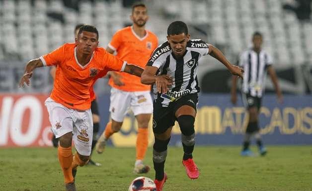 Botafogo e Nova Iguaçu empatam em partida sem emoção