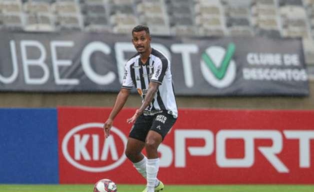 Atlético-MG encaminha o empréstimo até o fim de 2021 do lateral Talison para o Londrina