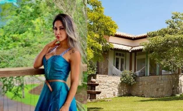 Mayra Cardi antecipa comemoração do Dia das Mães em hotel com diária de R$ 4,2 mil