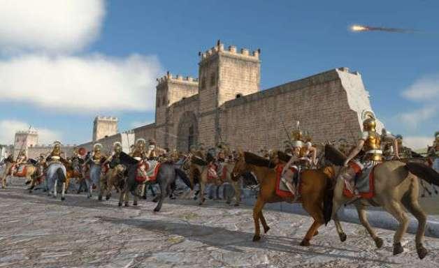 Total War: Rome Remastered recria clássico da estratégia