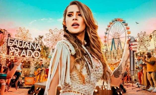 """Lauana Prado lançça a versão deluxe de """"Livre"""""""