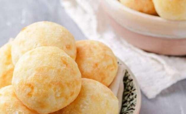 Pão de Queijo: Receita Prática e Rápida Para o Lanche