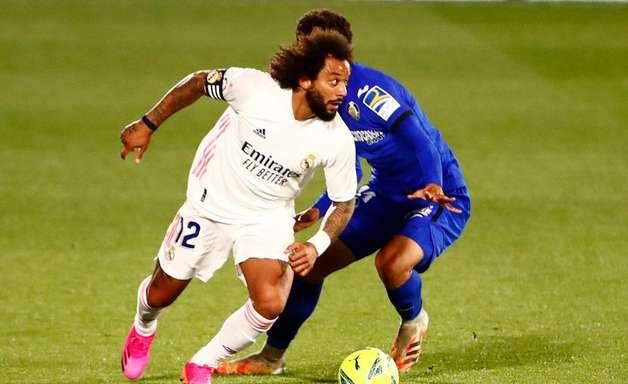 Marcelo é o segundo estrangeiro com mais jogos pelo Real