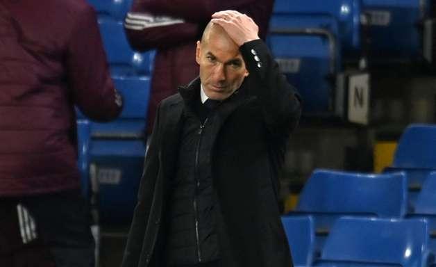 Zidane lamenta eliminação do Real Madrid na Champions League, mas exalta jogadores: 'Estou orgulhoso'