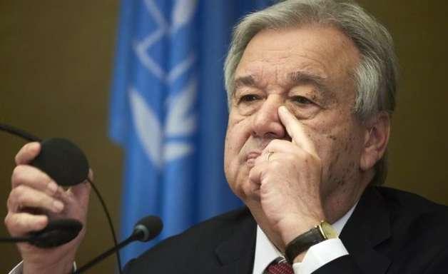 Chefe da ONU pressiona por compartilhamento voluntário de licenças de vacinas contra Covid-19