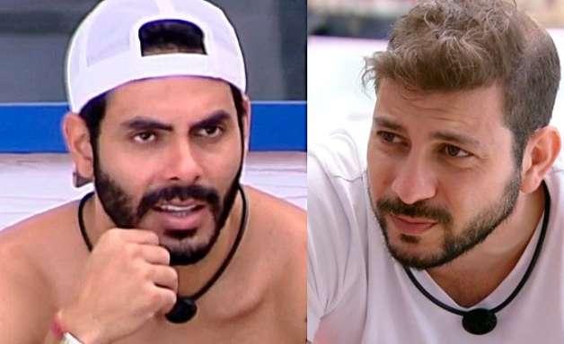 Rodolffo repercute suposta mentira de Caio no 'BBB21'