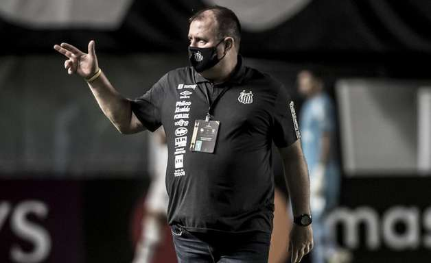 Santos deve ser comandado por Marcelo Fernandes na 'decisão'