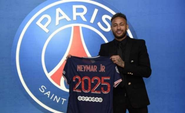 Neymar sobre extensão até 2025: 'Estou muito feliz em Paris'
