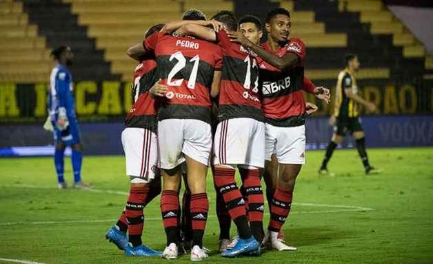Flamengo recebe o Volta Redonda para confirmar vaga na final e dar passo rumo a mais um feito histórico