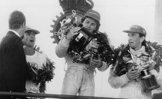 Espanha, 1981: a última glória de Gilles Villeneuve