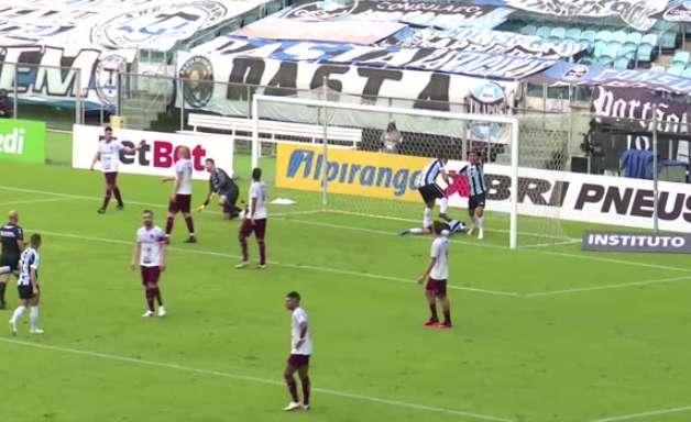 GAÚCHO: Gols de Grêmio 2 x 0 Caxias