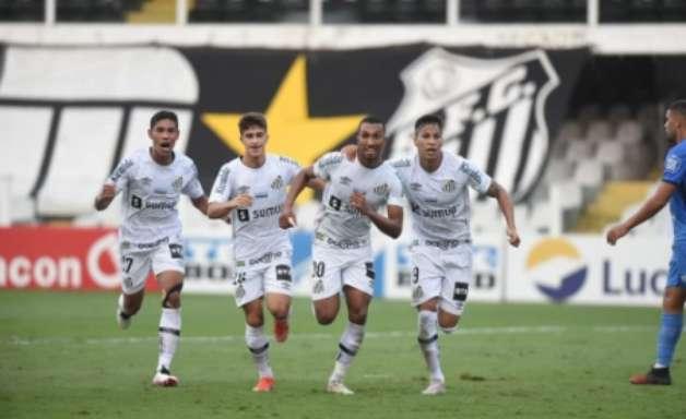 Santos vence o São Bento e segue na Série A1 do Campeonato Paulista
