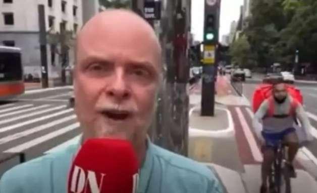 Jornalista Sueco quase é assaltado na Av. Paulista; assista