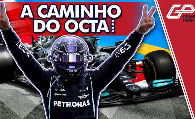 GP às 10: Hamilton pavimenta caminho para título em Barcelona que mostra F1 real