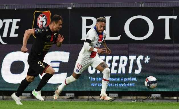 Imprensa francesa detona Neymar após empate do PSG