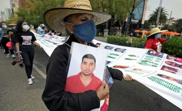 'Onde estão nossos filhos?!', gritam mulheres no Dia das Mães no México