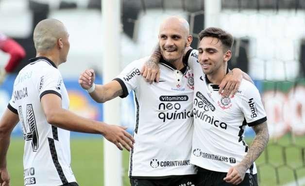 Corinthians tem atuação interessante e postura digna do tamanho do clube