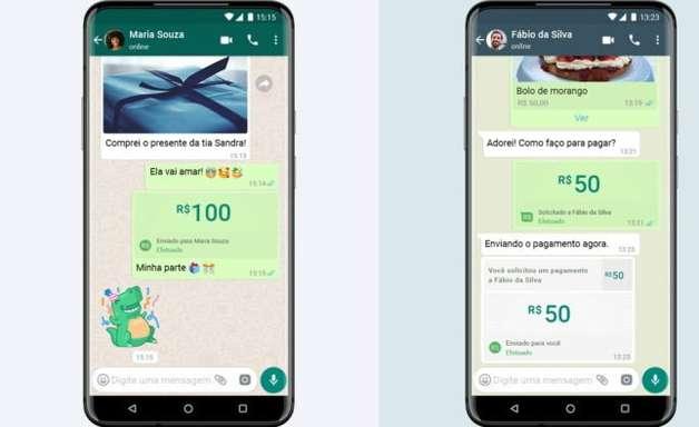 Como baixar os dados de pagamento do WhatsApp [Extrato]