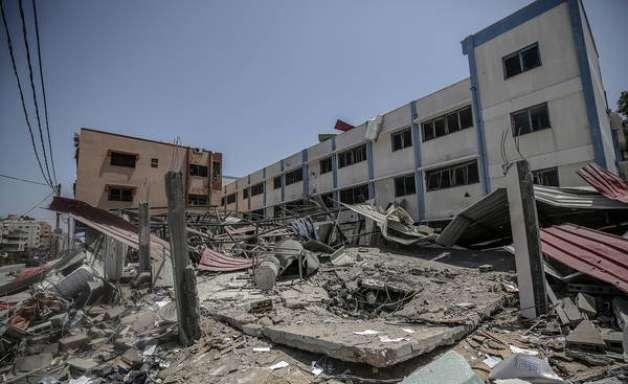 Conflito aumenta e Israel diz que atingiu 140 alvos em Gaza