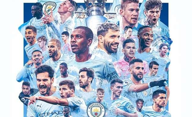 United perde do Leicester e City é campeão da Premier League