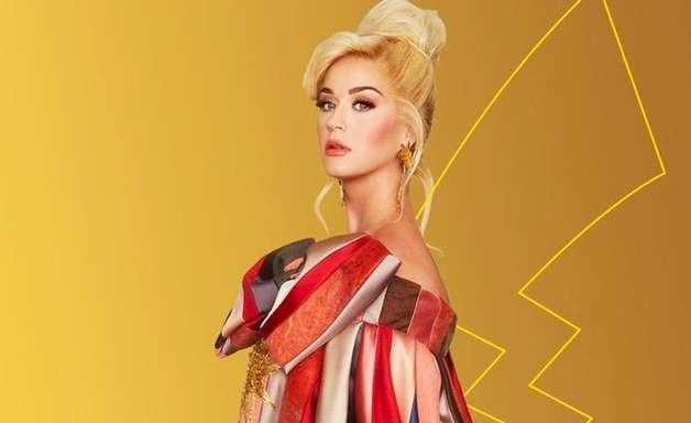 """Katy Perry anuncia """"Electric"""" celebrando 25 anos do Pokemón"""