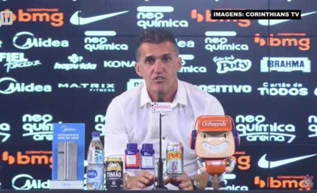 """CORINTHIANS: Mancini faz balanço desde que passou a utilizar três zagueiros: """"Evoluímos muito como equipe"""""""
