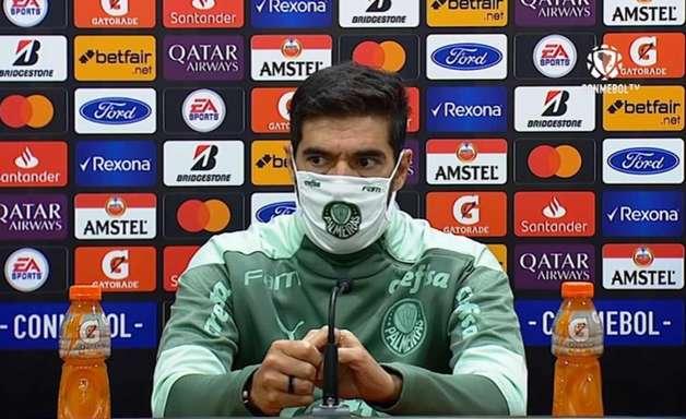 Palmeiras chega a cinco vitórias seguidas pela primeira vez com Abel Ferreira