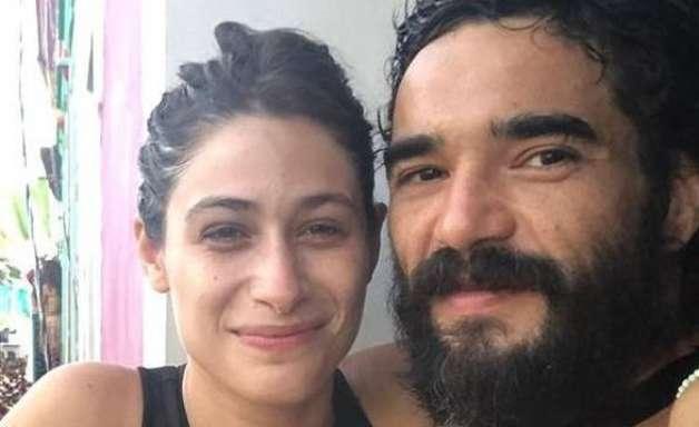 Luisa Arraes e Caio Blat surpreendem e contam que não moram juntos