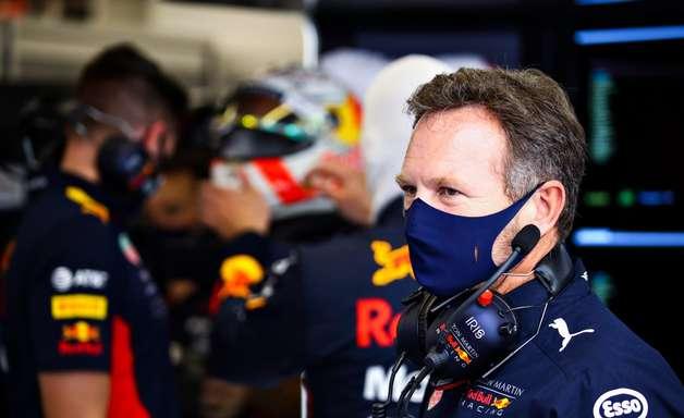 """""""Ele será capaz de lidar com isso"""", diz Horner sobre pressão em cima de Verstappen na F1"""