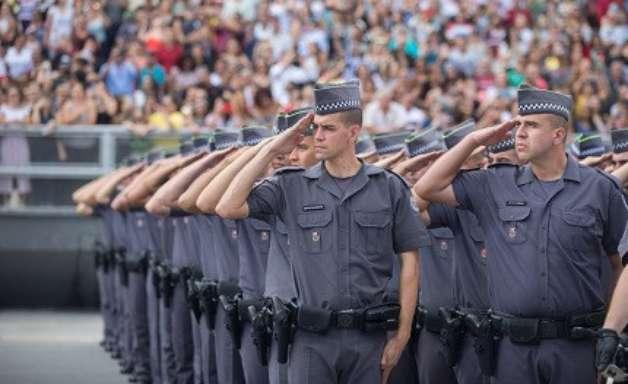 Concurso PM SP para soldado registra mais de 115 mil inscrições
