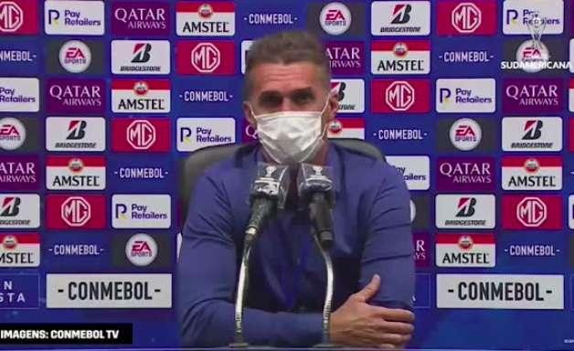 """CORINTHIANS: Mancini concorda com sentimento de 'vergonha' do torcedor: """"lamentável chegar numa situação dessa"""""""