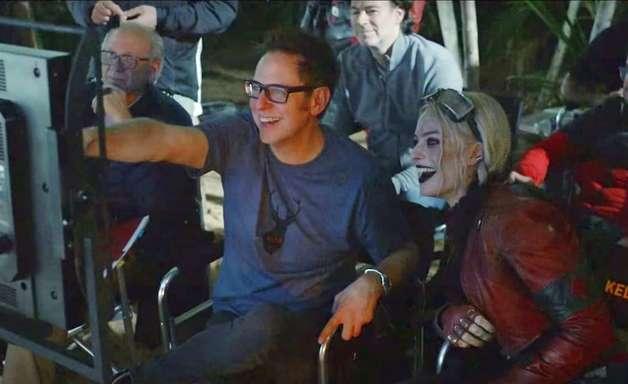 James Gunn cogitou dirigir outros 2 filmes da DC antes de O Esquadrão Suicida
