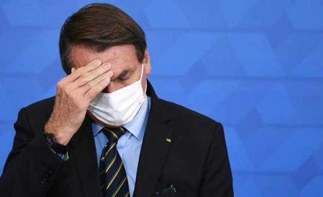 Desempenho de Bolsonaro na pandemia tem 51% de reprovação