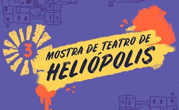 Terceira Mostra de Teatro de Heliópolis recebe inscrições até 31 de maio