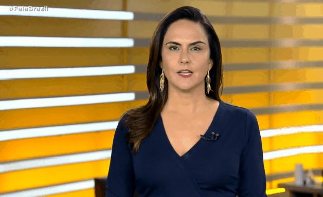 Após 16 anos de contrato, Carla Cecato é demitida da Record por e-mail