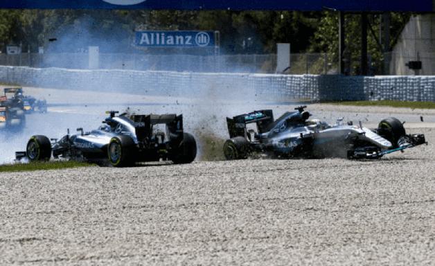 Batida entre Mercedes e 1ª vitória de Verstappen: o GP da Espanha da F1 em 2016
