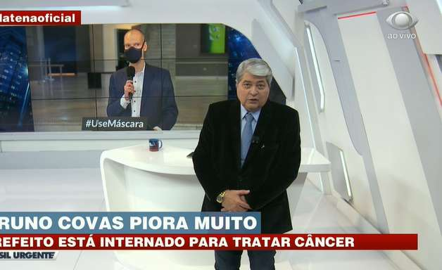 A difícil missão de informar na TV sobre alguém muito doente