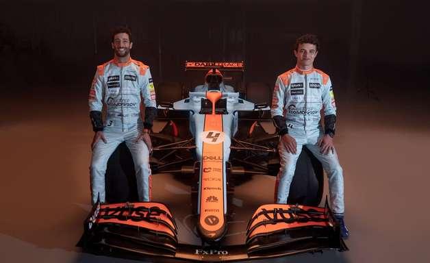 McLaren pede que outras equipes de F1 se juntem às pinturas temáticas