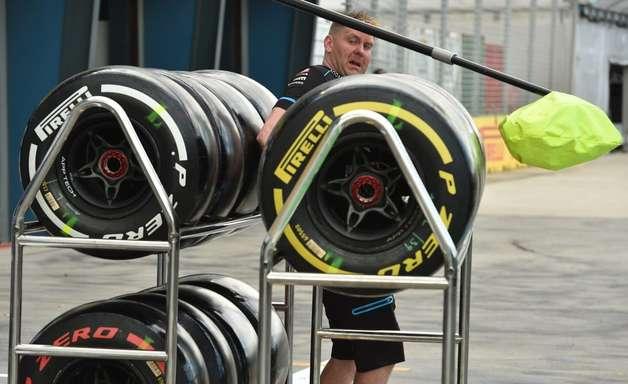 Pirelli anuncia a utilização do composto mais macio de pneus em Mônaco