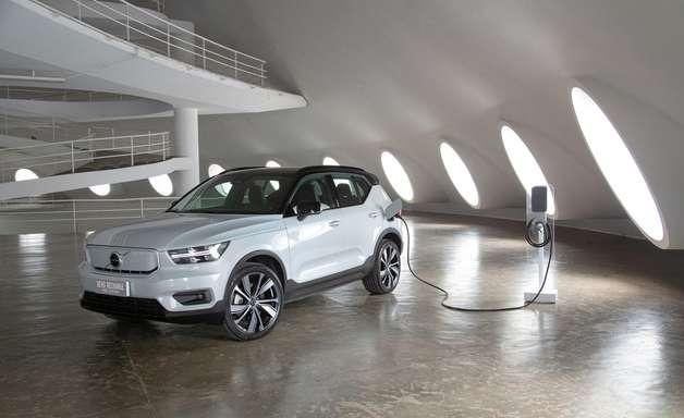 Volvo XC40 elétrico já pode ser reservado por R$ 390 mil