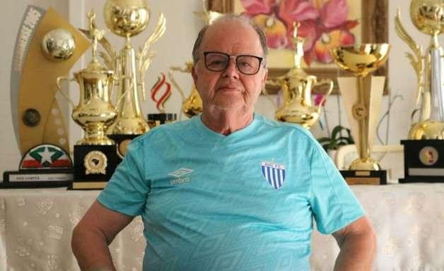 Salézio Kindermann dará nome a taça do Campeonato Catarinense 2021