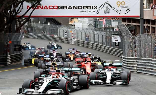 Mônaco, a festa de gala da Fórmula 1